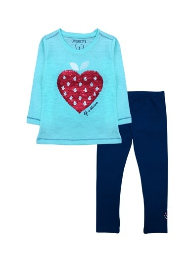 By Leyal For Kids 2 li Takım Renkli